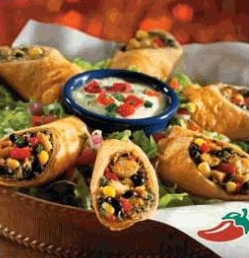 Chili's appetizer