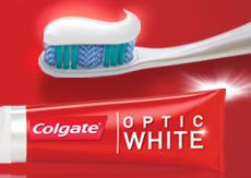 Colgate Optic toothpaste