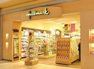 Hallmark card store