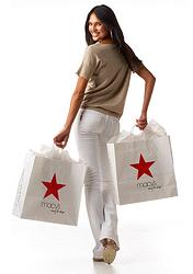 Macy's shopping