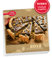 Betty Crocker holiday calendar