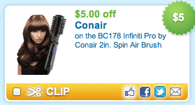 Conair infiniti pro brush