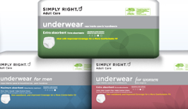 Simply Right underwear