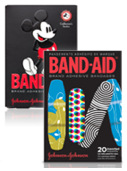 band-aids mickey