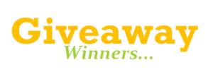 Giveaway Winners logo