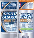 Right Guard deodorant