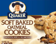 Quaker cookie