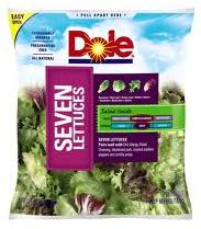 Dole salad seven