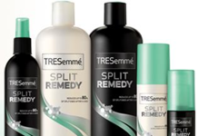 TRESemme split remedy