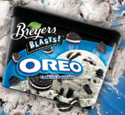 Breyers blasts ice cream