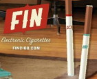 FIN electronic cigs