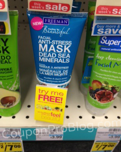 Freeman beauty cvs