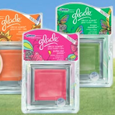 Glade decor scents
