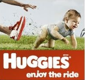 Huggies enjoy the ride