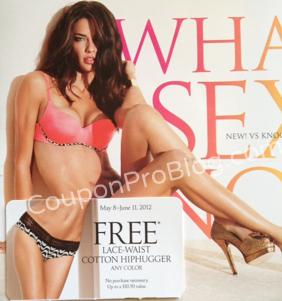 victoria's secret hiphugger free