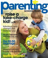 Parenting school years magazine