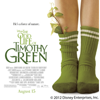 Odd life of timothy green disney