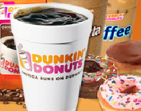 Dunkin' Donuts products