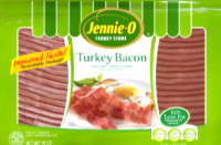 Jennie-o bacon