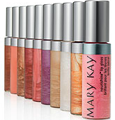 Mary kay lip gloss