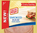 Oscar Mayer cold cuts 2 oz