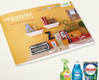 P&G Coupon Booklet orange