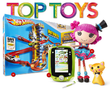 Top toys 2012