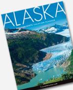 Travel Alaska travel book