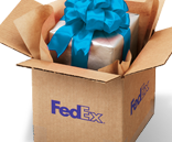 FedEx package