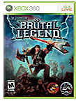Brutal Legend game xbox