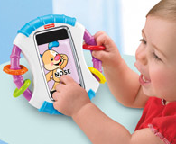 Fisher-price activity case