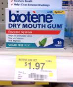 Biotene gum walmart