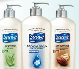 Suave body lotion