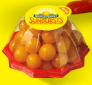 Sunbursts tomatoes