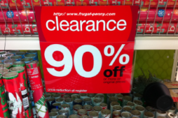 Target christmas clearance