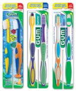 Gum brand toothbrush