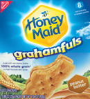Honey Maid grahamfuls