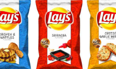 Lay's do us a flavor chips