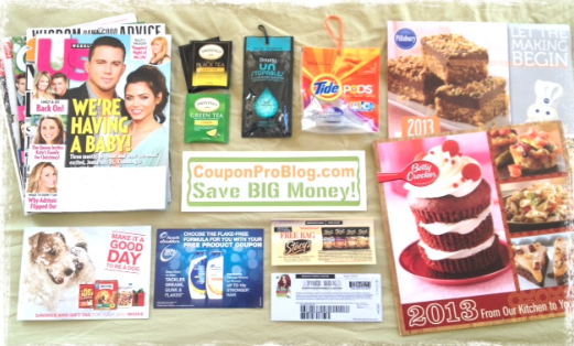 Mailbox freebies 2-11