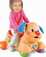 Fisher-price puppy