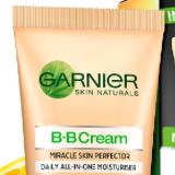 Garnier bb cream moisturizer