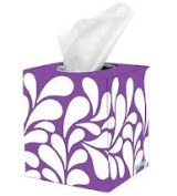 Angel soft facial tissue