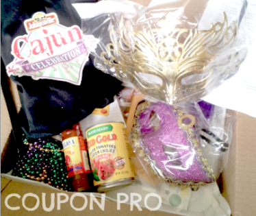 Cajun party kit freebie
