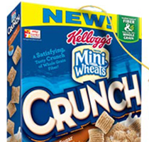 Kellogg's crunch cereal