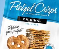 Pretzel Crisps bag