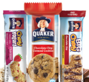 Quaker cookies and bars