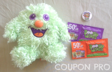free boogie wipes kit