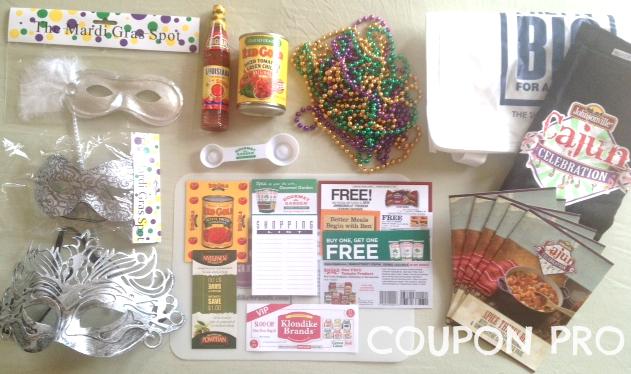 free cajun kit