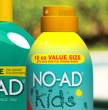 No-ad sunscreen kids