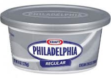 Philadephia cream cheese kraft